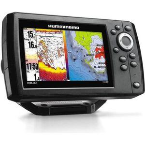SONDEUR PECHE HUMMINBIRD Combiné Helix 5 G2 GPS Sondeur - Sonde
