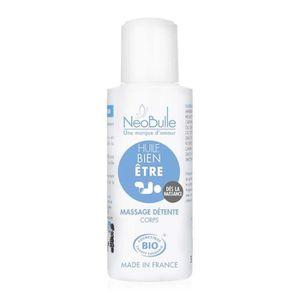 HUILE - LAIT MASSAGE Bien-être, huile de massage Néobulle