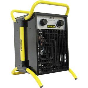 RADIATEUR D'APPOINT Chauffage générateur d air chaud électrique 15-20m