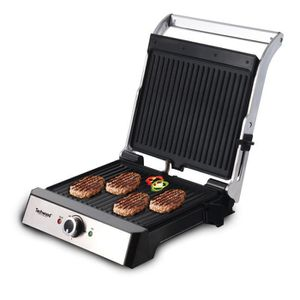 GRILL ÉLECTRIQUE Grill + Panini TECHWOOD TGD-026