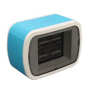 ELEC Ventilateur électrique radiateur à faible bruit réglable Régulateur de température 220V-1500W