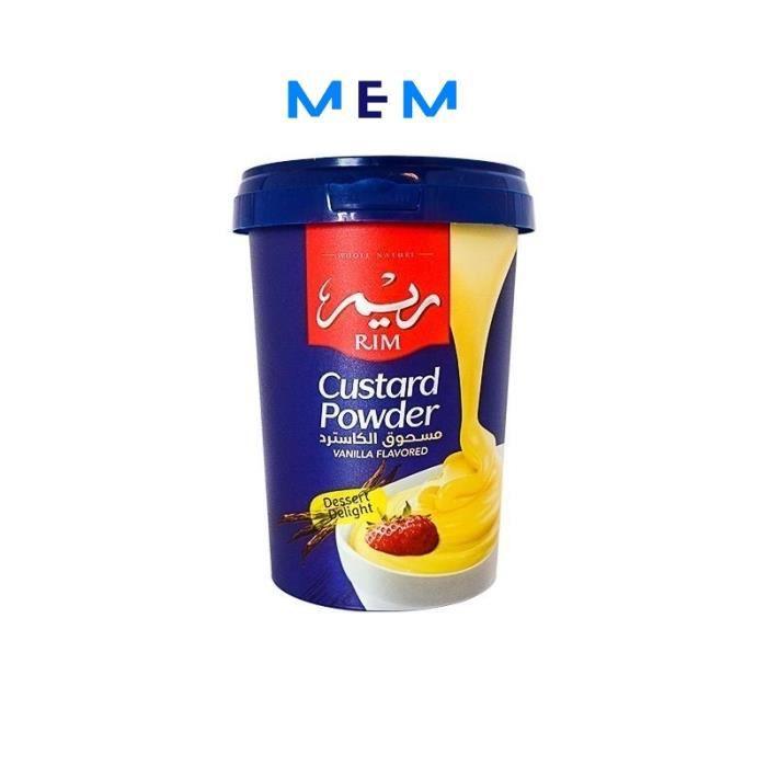 Poudre de crème anglaise RIM 250 gr saveur vanille