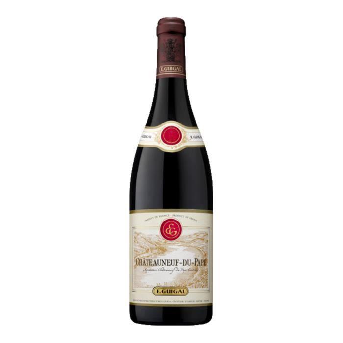 Châteauneuf du Pape vin rouge 6x75cl Guigal