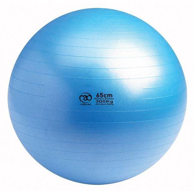 300Kg Swiss Ball - 55cm Bleu