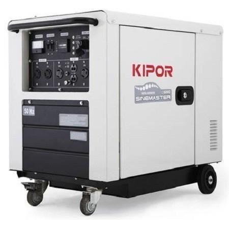 Générateur diesel Inverter 5,5 kVA 230V