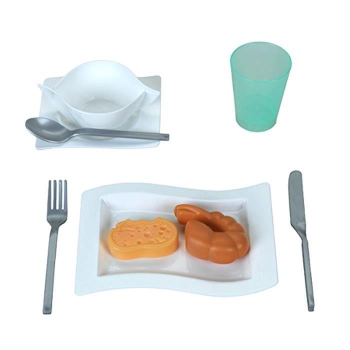 Dinette Villeroy & Boch : New Wave Mini Dinner Set : 9 accessoires