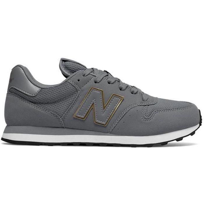 Chaussures New Balance GW 500 gris doré femme