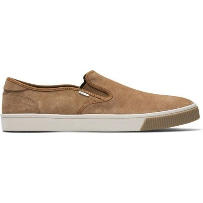 Chaussures Slip-on brown Masculin - TOMS - 10014357