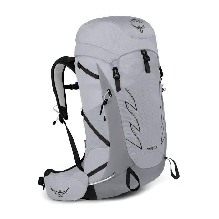 Osprey Tempest 30 XS / S Aluminium Grey [123155] - sac à dos sac a dos
