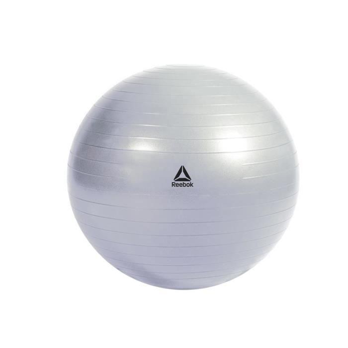 Reebok Gym Ball - Ballon d'entraînement, Mixte, Gris