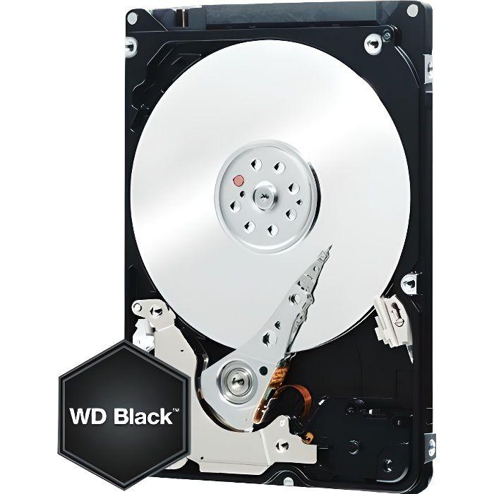 Disque dur interne 2,5- Western Digital Bulk WD5000LPLX 500 Go - SATA III