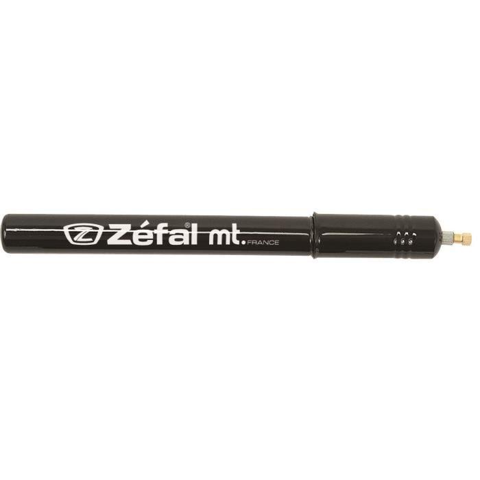 ZEFAL Pompe 323 vtt 300mm noire