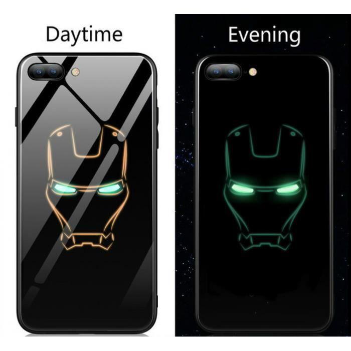 Coque de Protection - iPhone XR - Iron Man Coque Marvel Batman ...