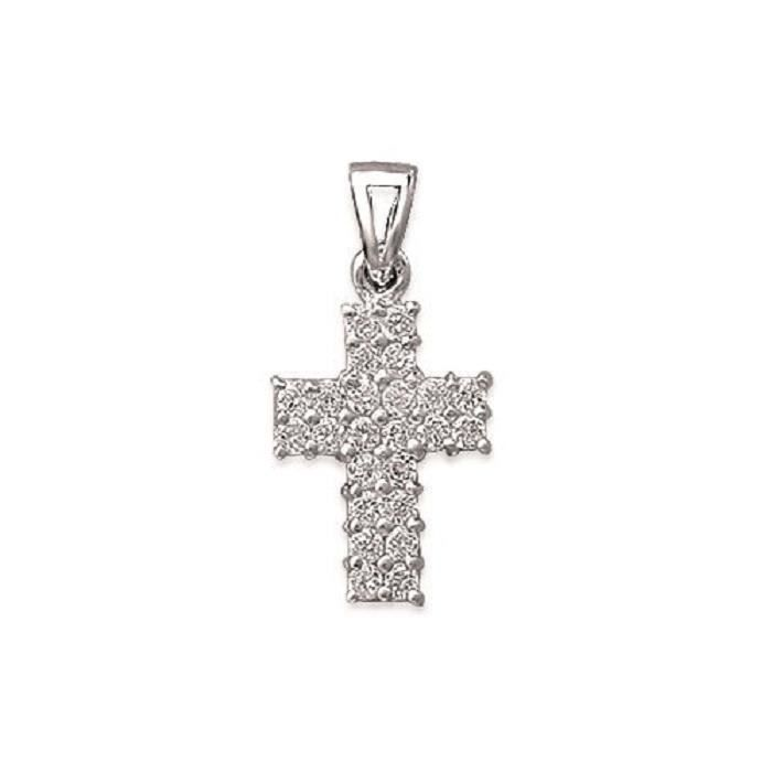 PENDENTIF VENDU SEUL pendentif croix argent