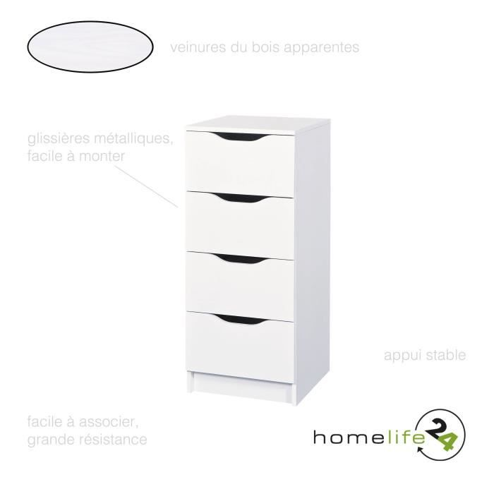 commode laque blanc achat vente commode laque blanc. Black Bedroom Furniture Sets. Home Design Ideas