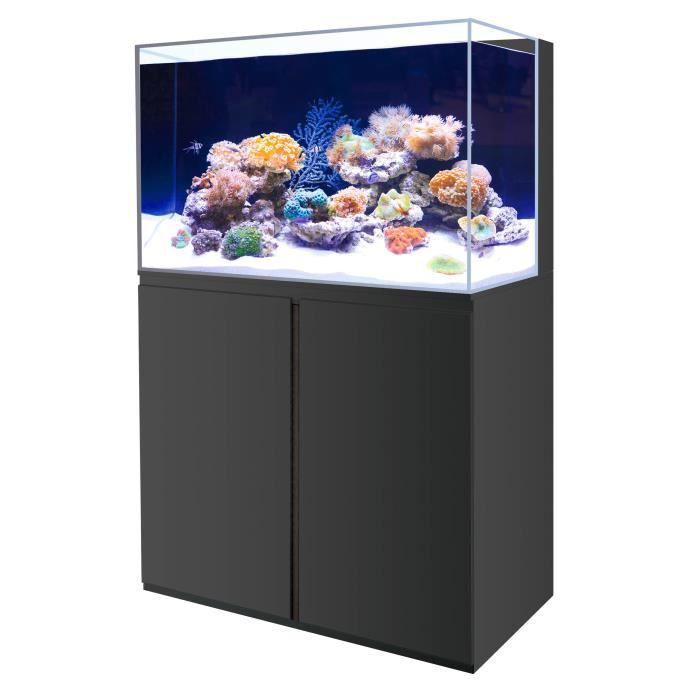 aquarium eau de mer achat vente aquarium eau de mer pas cher cdiscount. Black Bedroom Furniture Sets. Home Design Ideas