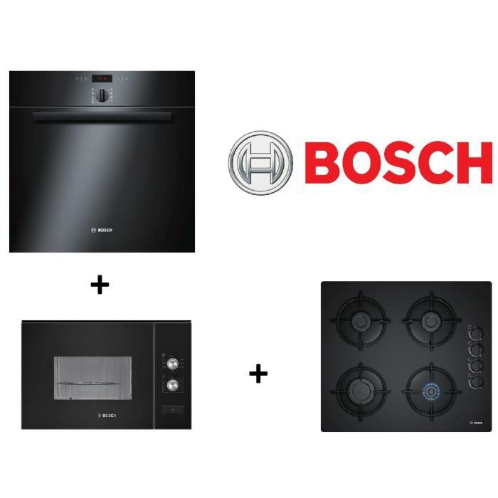 pack cuisson bosch hba64b262f four lectrique 60l electrom nager. Black Bedroom Furniture Sets. Home Design Ideas