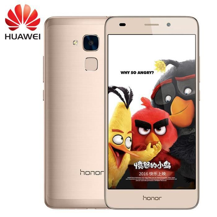 huawei honor 5c 3gb ram 32 gb rom smartphone or achat smartphone pas cher avis et meilleur. Black Bedroom Furniture Sets. Home Design Ideas