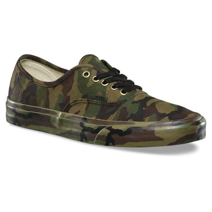 Chaussures homme Baskets Vans Authentic