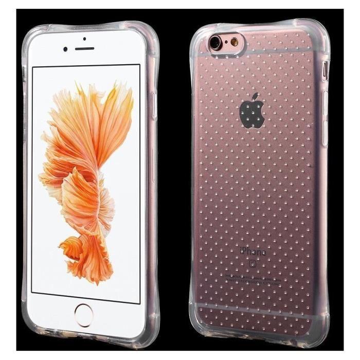 Coque iPhone 6s plus et iPhone 6 Plus coussin d'ai