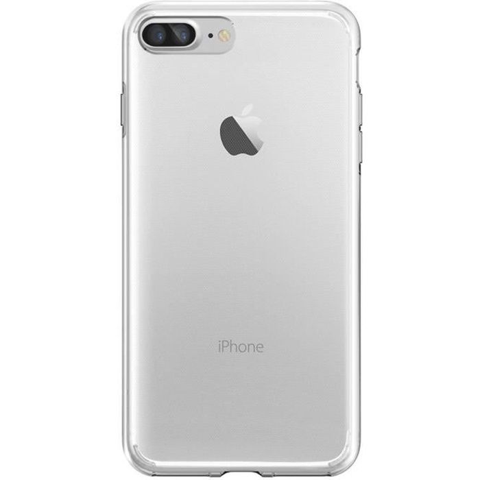 coque iphone 8 transparent