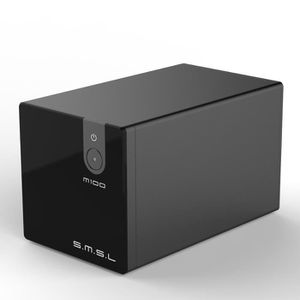 CHAINE HI-FI SMSL M100 Audio USB DAC AK4452 Décodeur HiFi DSD51