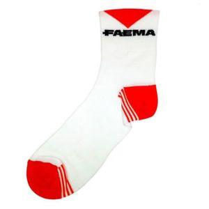 CHAUSSETTES COMPRESSION Chaussettes de Cyclisme Vintage Équipe Faema