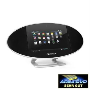 Auna Swizz Mediacenter Android Touchscreen