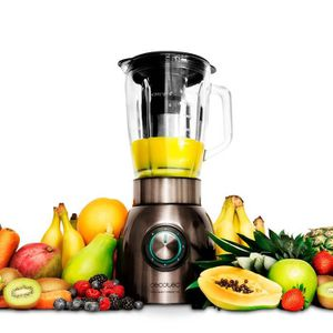 BLENDER Cecotec Mixeur-blender Power Black Titanium 1500.