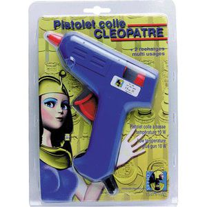 COLLE - PATE ADHESIVE Pistolet colle + 2 recharges