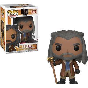 FIGURINE - PERSONNAGE Figurine Funko Pop! The Walking Dead: Ezekiel