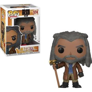 FIGURINE DE JEU Figurine Funko Pop! The Walking Dead: Ezekiel