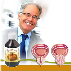 CONFORT URINAIRE Elixir aux Pépins de Courge Prostate et Voies Urin