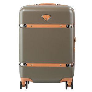 VALISE - BAGAGE Valise rigide cabine Jump Cassis ref_jum39643 oliv