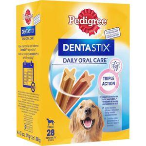 FRIANDISE PEDIGREE Dentastix Bâtonnets - Pour grands chiens