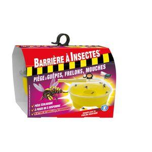 PIÈGE NUISIBLE JARDIN BARRIERE A INSECTES Piège à guêpes, Frelons, Mouch