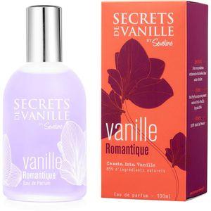 PARFUM  Secrets de vanille - vanille romantique 100ml