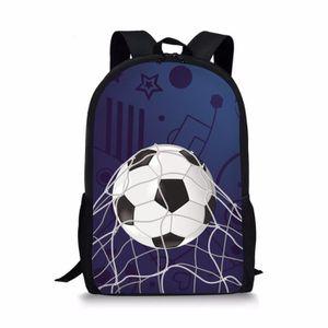 CARTABLE Cartable football pattern 10