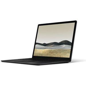 """Vente PC Portable NOUVEAU Microsoft Surface - Laptop 3 - 13.5"""" - Core i5 - RAM 8Go - Stockage 256Go SSD - Noir pas cher"""