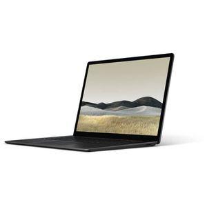 """PC Portable NOUVEAU Microsoft Surface - Laptop 3 - 15"""" - Custom AMD - RAM 8Go - Stockage 256Go SSD - Noire pas cher"""