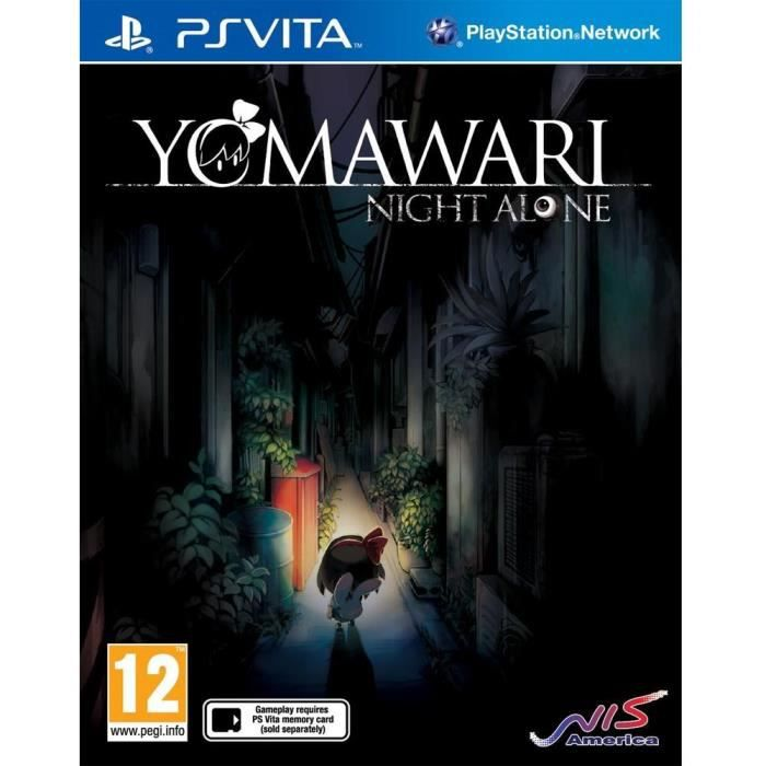 Yomawari: Midnight Shadows Jeu PS Vita
