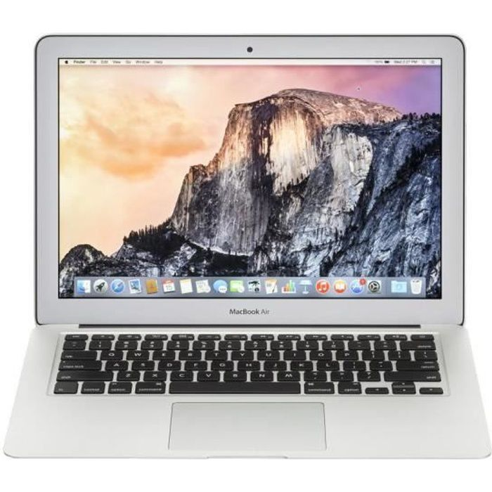 MacBook Air 13- Core i5 1,6Ghz 8Go 128Go SSD