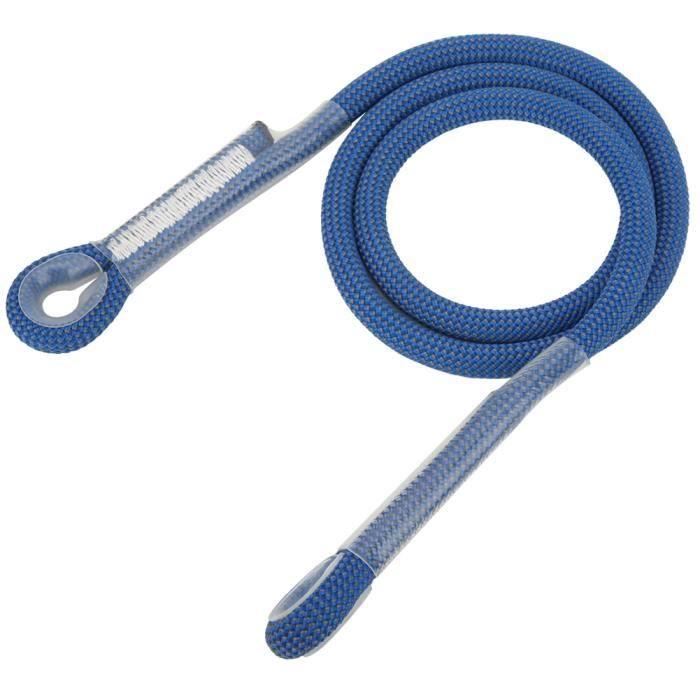 WIPES Ceinture de sauvetage d'escalade nylon bleue