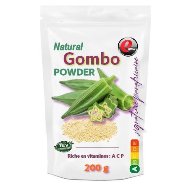 Poudre de Gombo- signature panafricaine - 200g