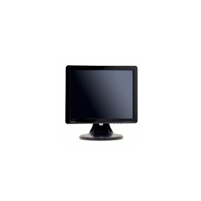 ECRAN VIDEOSURVEILLANCE IPURE dalle verre HDMI GV15