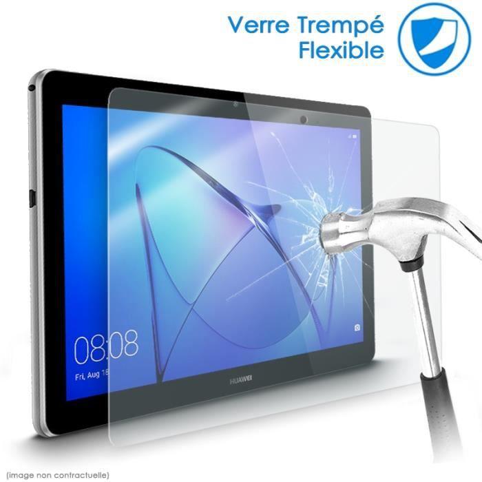 Protection en Verre Fléxible pour Tablette Huawei Mediapad M5 Lite 10,1