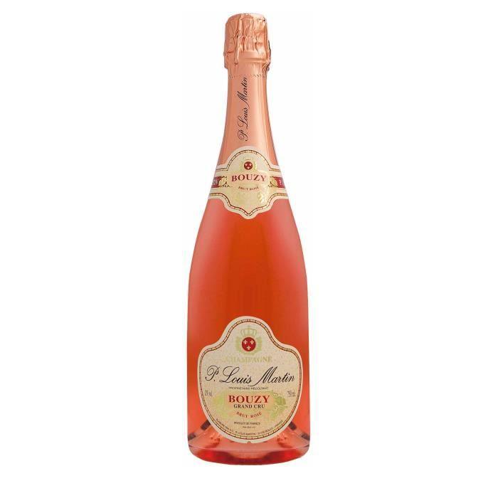 Champagne Paul Louis Martin Rosé - 75 cl
