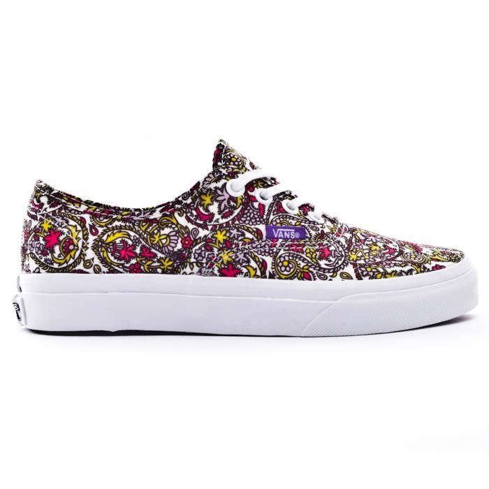 VANS Chaussures Authentic Liberty Paisle Femme