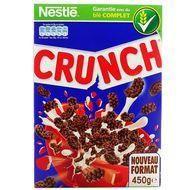 Céréales crunch 450 g CRUNCH