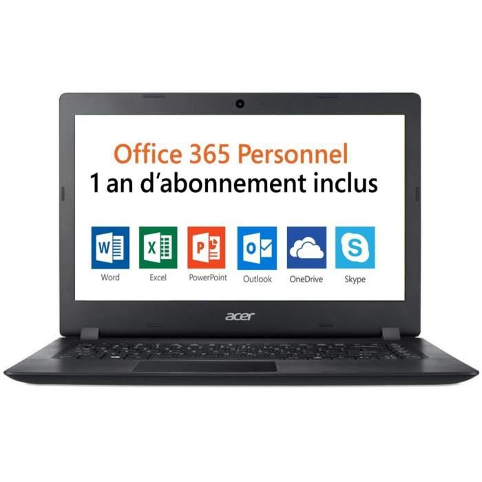 ACER PC Portable Aspire A114-31-C1AD 14